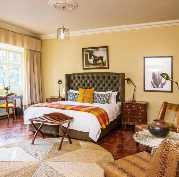 The Winston Hotel Five Star Rooms Selection Page